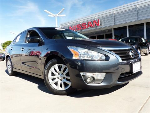 Certified Pre-Owned 2014 Nissan Altima 2.5 S FWD 4D Sedan