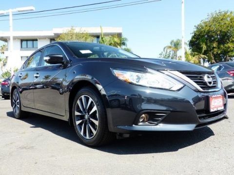 New 2016 Nissan Altima 2.5 SL FWD 4D Sedan