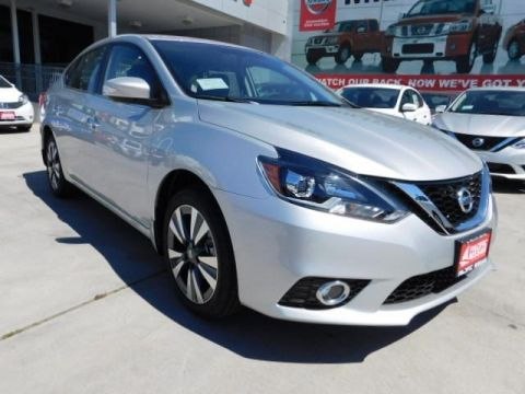 New 2016 Nissan Sentra SL FWD 4D Sedan