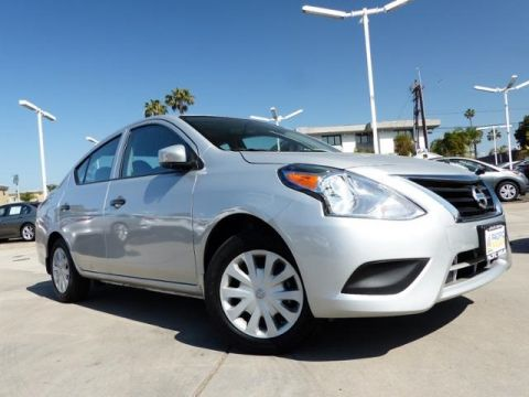 New 2016 Nissan Versa 1.6 S Plus FWD 4D Sedan