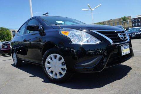 New 2017 Nissan Versa 1.6 S FWD 4D Sedan