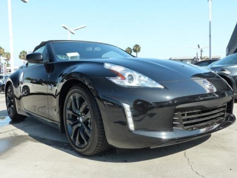 New 2016 Nissan 370Z Base RWD 2D Roadster