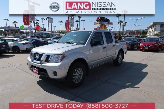 Pre-Owned 2017 Nissan Frontier SV 4WD