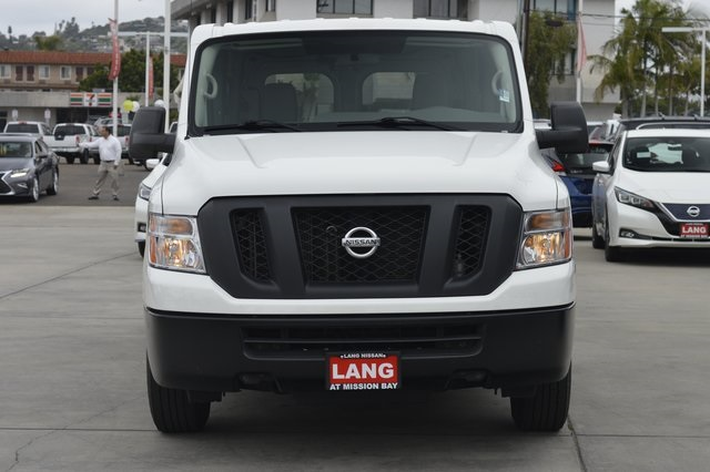 Pre-Owned 2017 Nissan NV2500 HD S