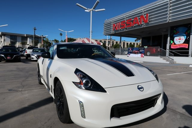 New 2019 Nissan 370Z Base