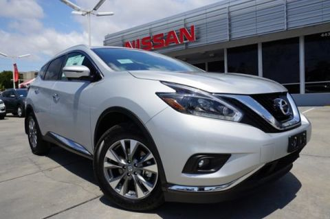 New 2018 Nissan Murano SL FWD 4D Sport Utility